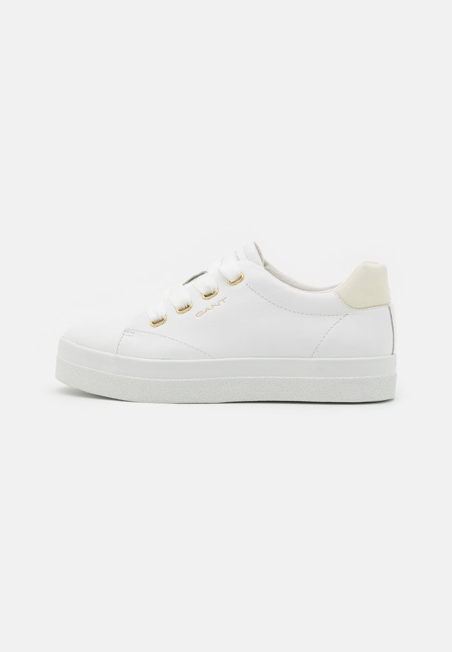 AVONA - Sneakers basse - bright white