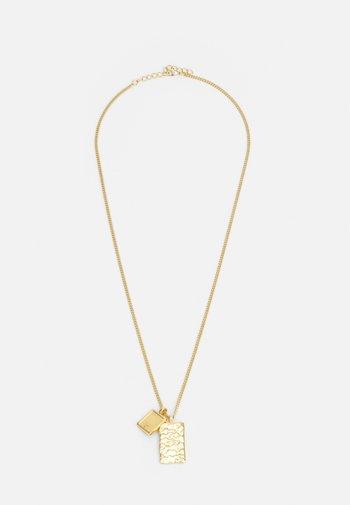 ANCIENT FIGURES UNISEX - Necklace - gold-coloured