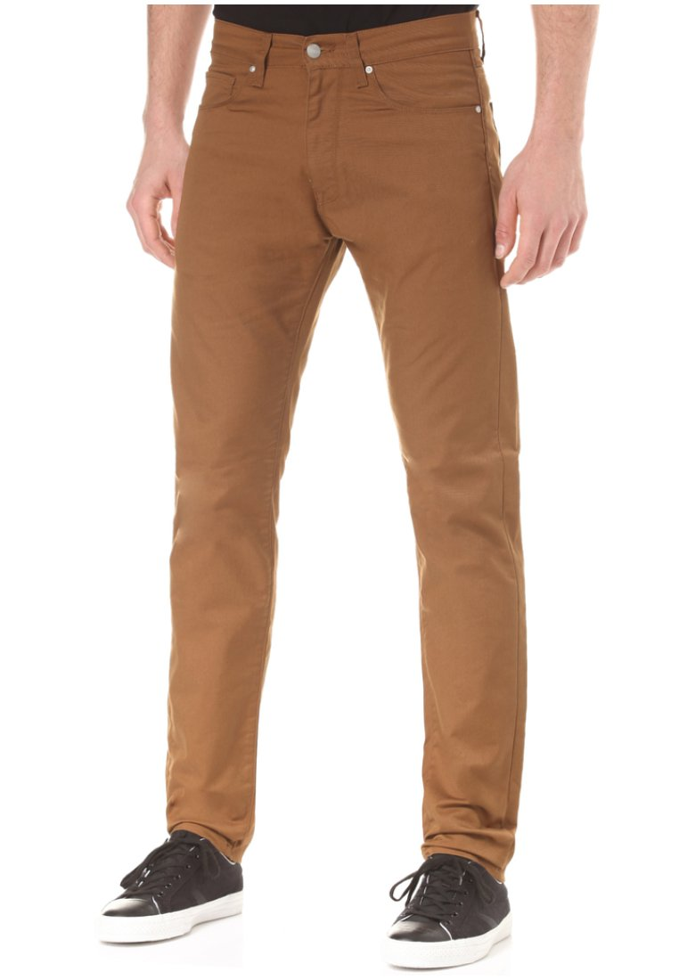 Carhartt WIP - Straight leg jeans - brown