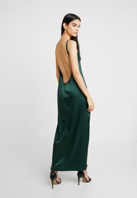 LEXI - AKASA DRESS - Occasion wear - dark green - 3