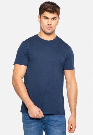 THREADBARE T-SHIRT BASIC 7ER PACK - Basic T-shirt - mehrfarbig
