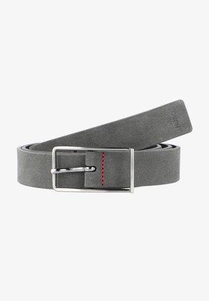 GIOVE - Belt business - dark grey