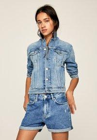 Pepe Jeans - ROSE  - Kurtka jeansowa - blue - 0