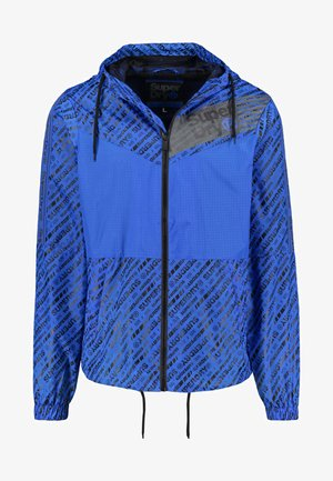 OLLIE CORE CAGOULE - Training jacket - royal blue