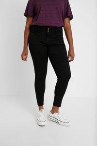 ONLY Carmakoma - Slim fit jeans - black - 0