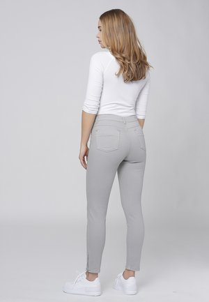Slim fit jeans - soft grey