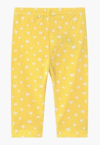Blue Seven - SMALL GIRLS STARS 3 PACK - Legíny - yellow/navy/pink - 1