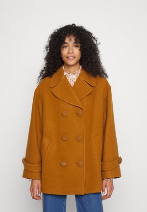 Classic coat - forest brown