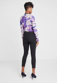 Cotton On - MID RISE CROPPED - Jeans Skinny Fit - washed black - 2