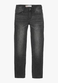 Levi's® - 512 SLIM TAPER - Jeans slim fit - grey denim - 0
