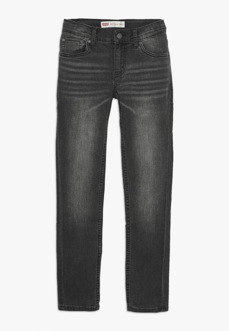 Levi's® - 512 SLIM TAPER - Jeans slim fit - grey denim