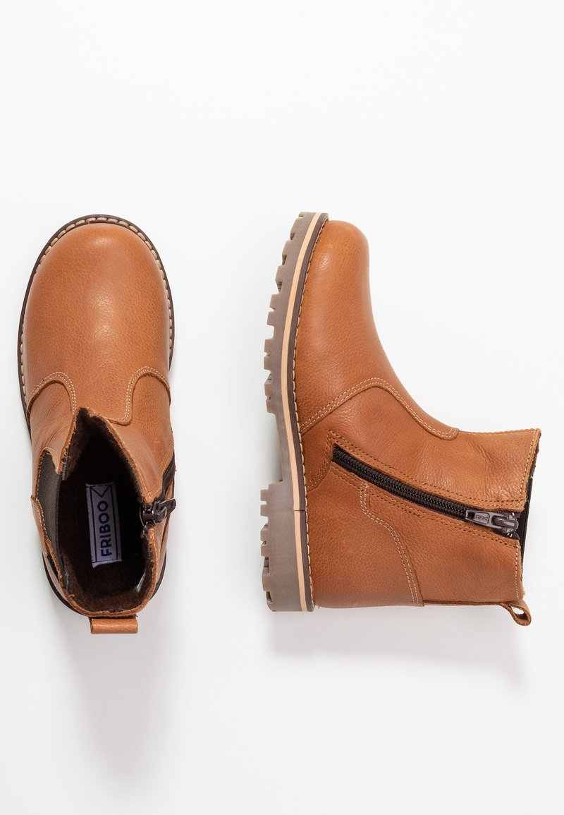 Friboo - Nilkkurit - brown