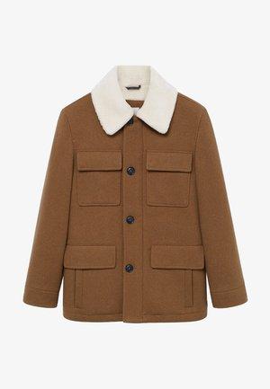 CONTI - Winter jacket - mittelbraun