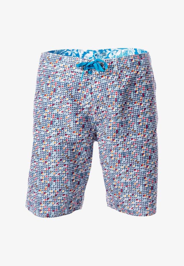 AMADO - Swimming shorts - blue