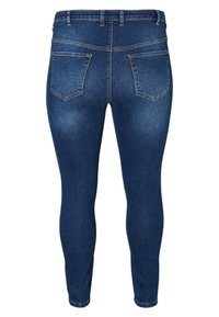 JUNAROSE - by VERO MODA - Slim fit jeans - medium blue denim - 4