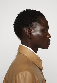 Rika - PARIS JACKET - Leather jacket - light brown - 3