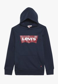 Levi's® - BATWING SCREENPRINT HOODIE - Felpa con cappuccio - dress blues - 0