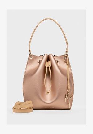 Handbag - bronzo