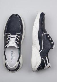 TJ Collection - Boat shoes - blue - 1