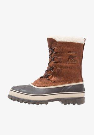 CARIBOU SL - Zimní obuv - braun