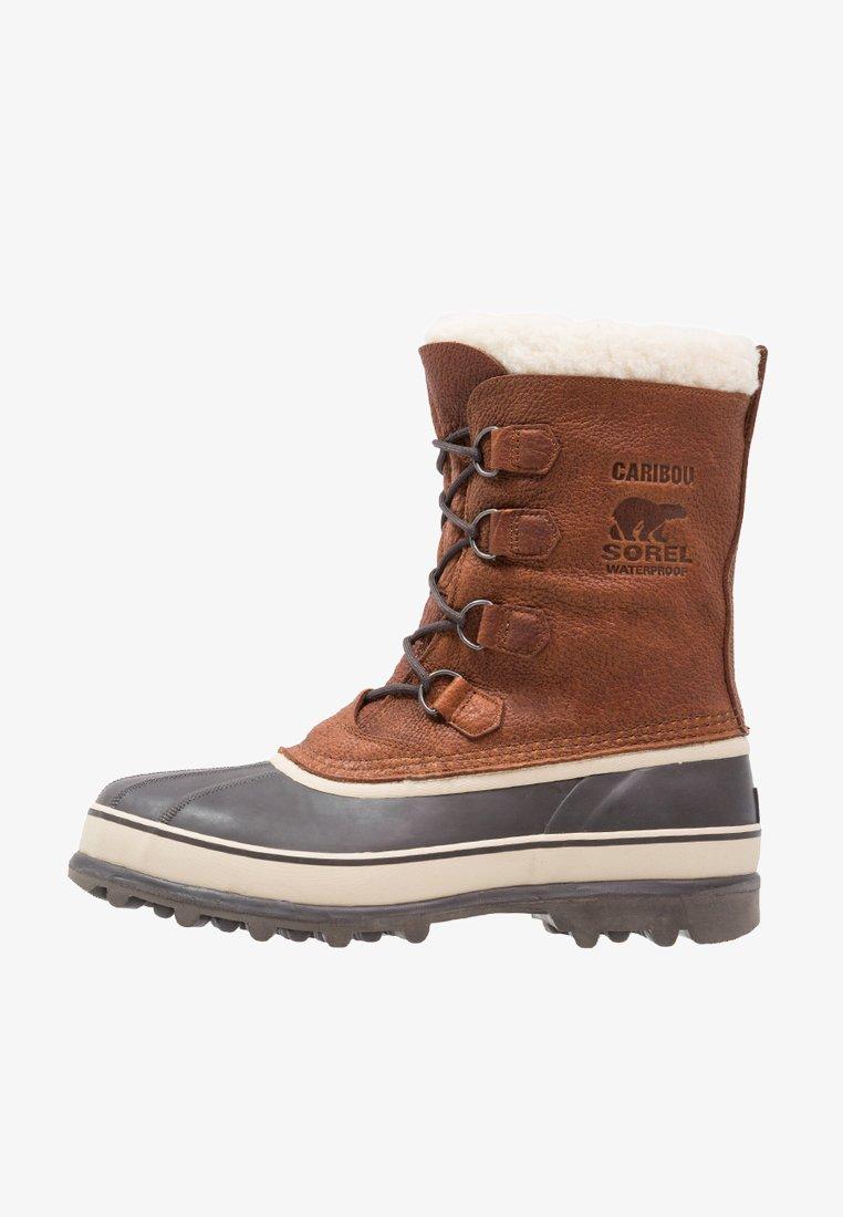 Sorel - CARIBOU SL - Zimní obuv - braun