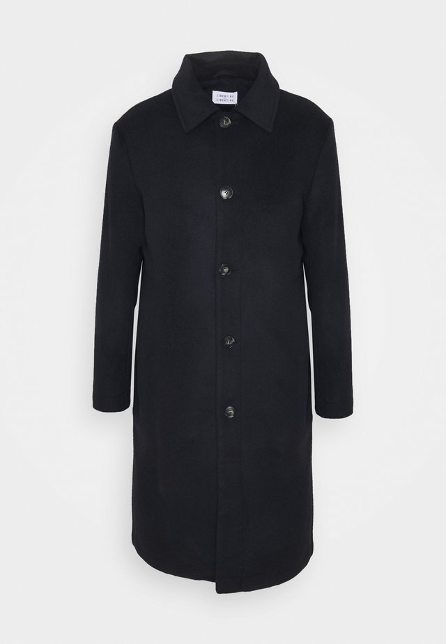 WORLD - Classic coat - navy