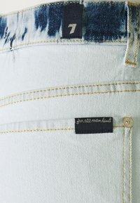7 for all mankind - MALIA HIGH TIDE - Straight leg jeans - multicolour - 2
