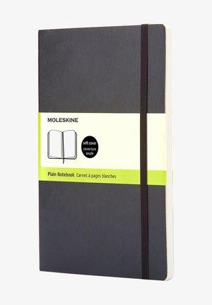 Notizbuch P blanco schwarz SCDIN A6 - Otros accesorios - black