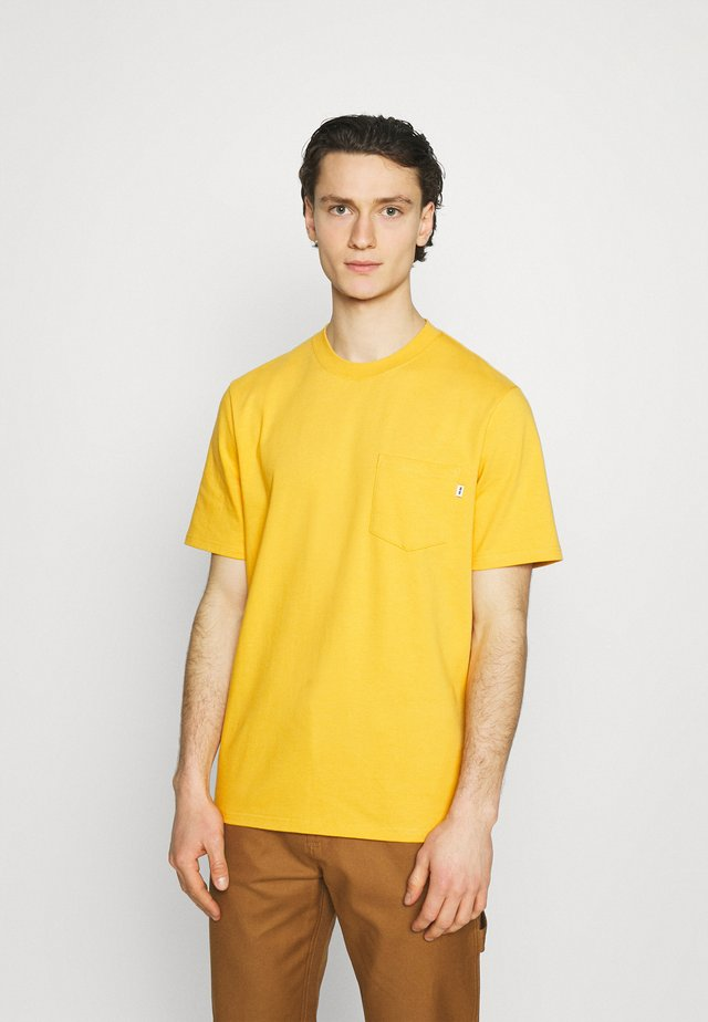BOBBY POCKET  - T-shirt basic - orange