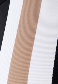 Freya - SAIL HIGH WAIST BRIEF - Bikini bottoms - white/black - 2