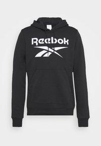 Reebok - HOODIE - Hoodie - black - 4