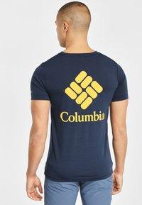 Columbia - Print T-shirt - dark blue - 2