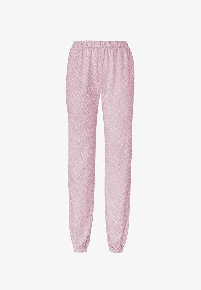 Pyjama bottoms - dusty pink