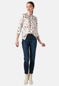 LC Waikiki - Button-down blouse - ecru - 1