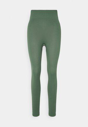 LEGGING - Leggings - khaki