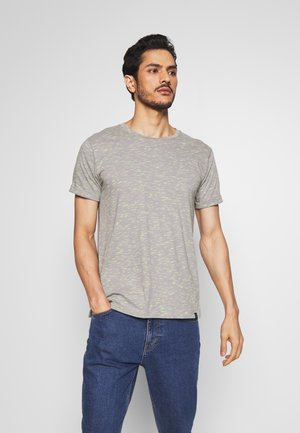 NANTERRE - T-shirt con stampa - grey