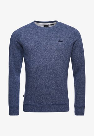 SUPERDRY - Sweater - tois blue grit