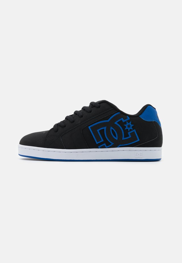 NET - Scarpe skate - black/royal