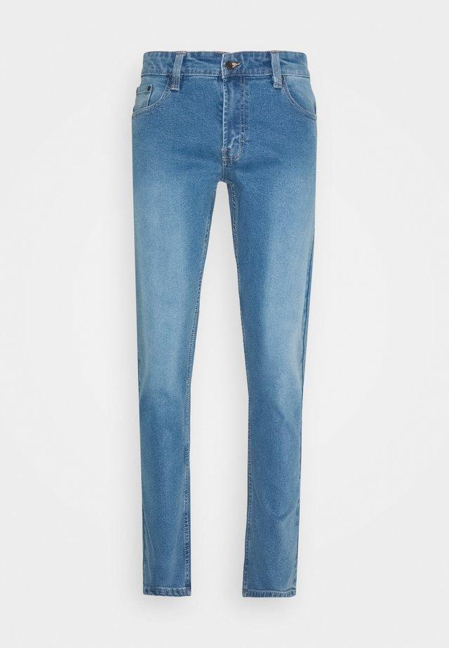 MR. RED - Jeans Skinny Fit - light blue vintage