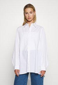 Monki - GERRI - Camisa - white - 0