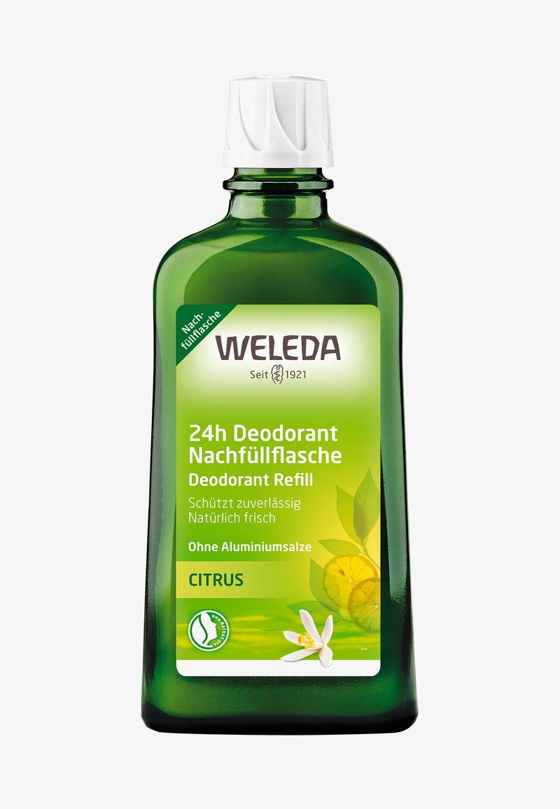 Weleda - CITRUS DEODORANT REFILL - Deodorant - -