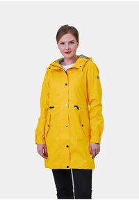 Dingy Rhythm Of The Rain - ALICE - Waterproof jacket - gelb - 2