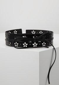 LIU JO - WAIST BELT - Waist belt - black - 0