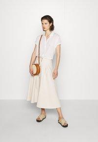 Samsøe Samsøe - ROWENA SKIRT - A-line skirt - warm white - 1