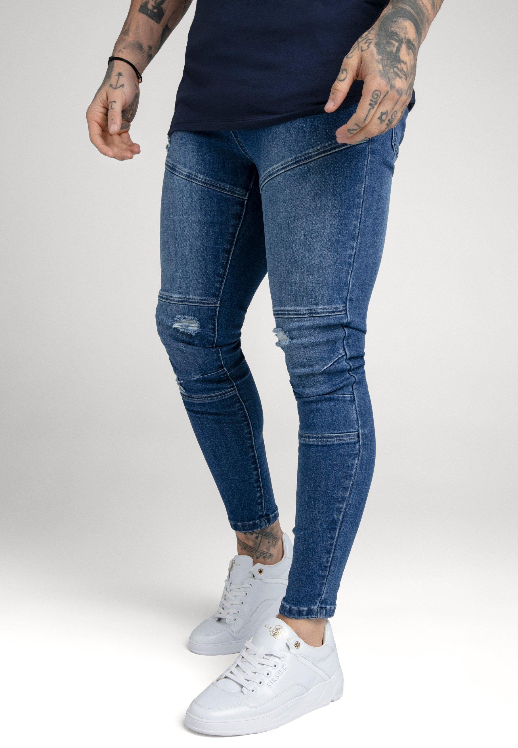 Uomo CUT SEW - Jeans Skinny Fit