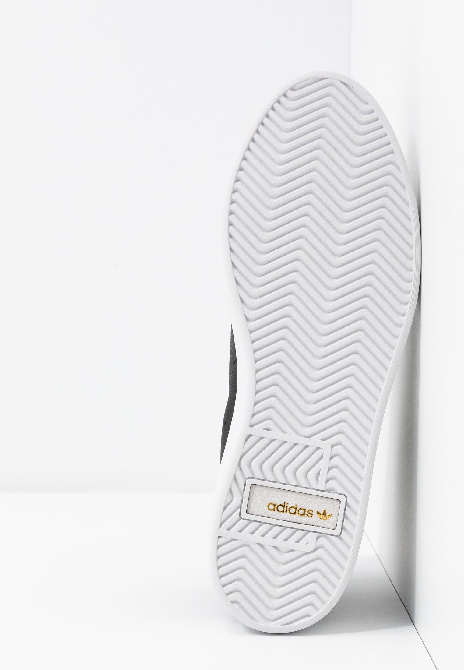 Mode stil adidas Originals SLEEK MID  Sneakers high  core black/crystal white 7dPFb