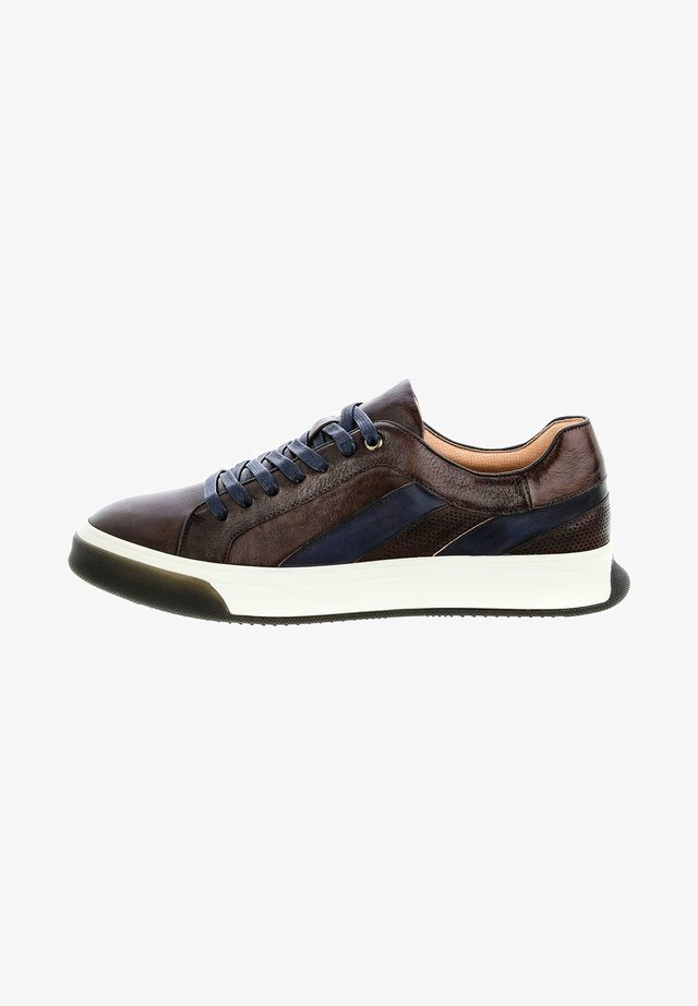 ALBEROBELLO - Sneakers laag - brown