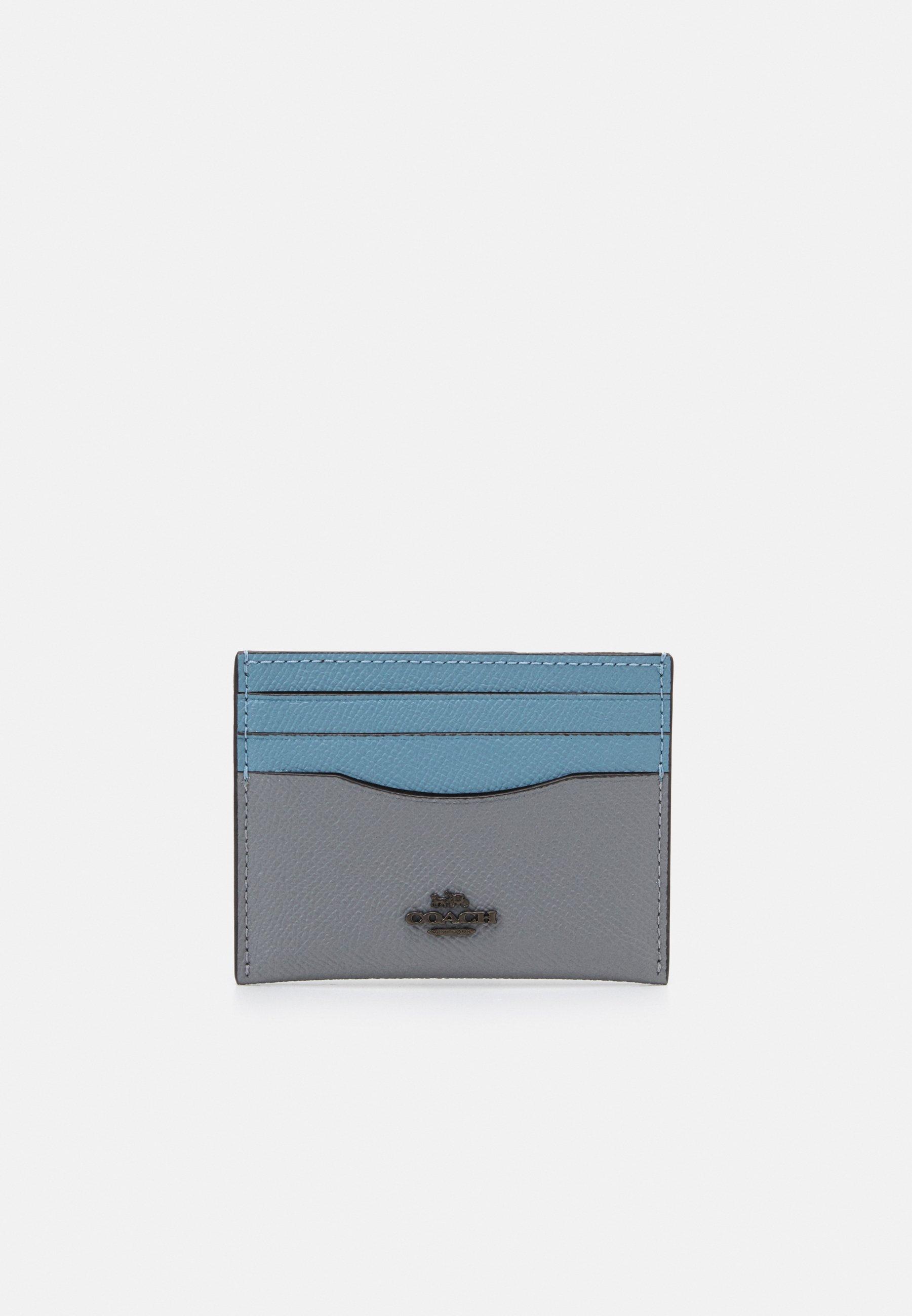 Women COLORBLOCK FLAT CARD CASE - Wallet