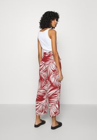 ONLY - Trousers - burnt henna/palm leaf - 2