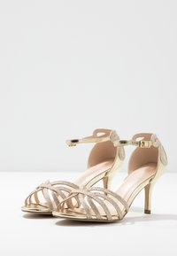 Paradox London Wide Fit - HARLEY WIDE FIT - Sandals - champagne glitter - 4